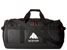 Burton Backhill Duffel 90L (True Black Tarp)