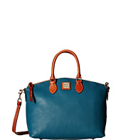 Dooney & Bourke - Pebble Leather Domed Satchel