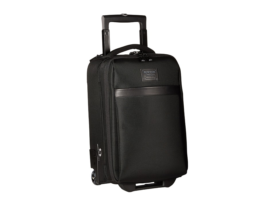 Burton - Wheelie Flyer (True Black 1) Carry on Luggage