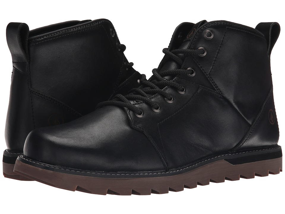 Volcom - Contra (Vintage Black) Men