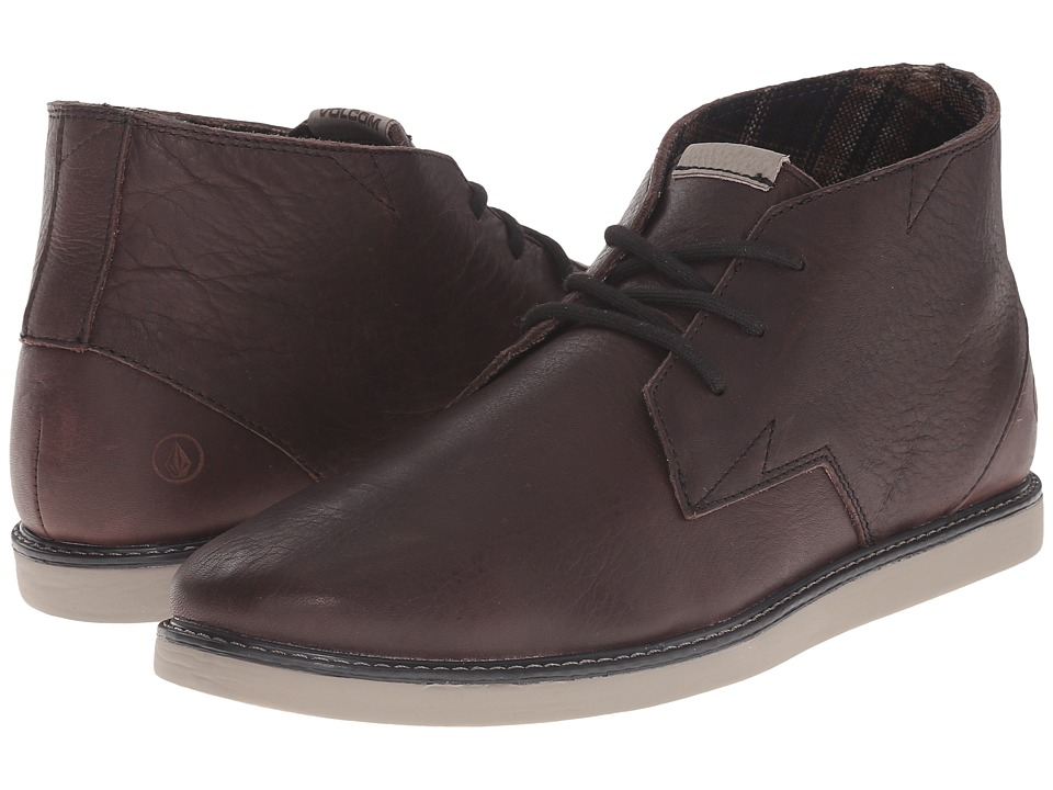 Volcom - Del Mesa 2 (Hide Brown) Men
