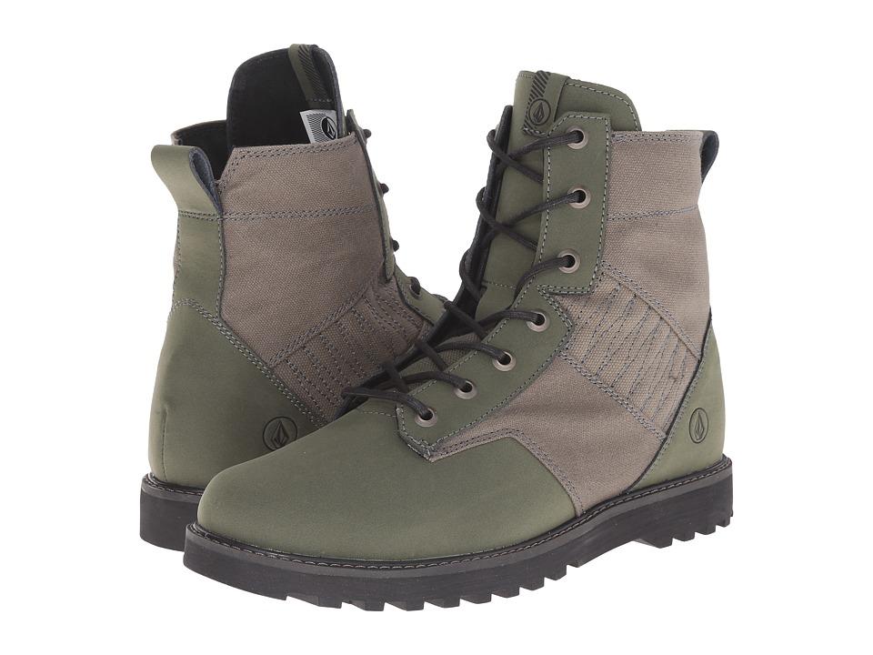 Volcom - Hemlock Boot (Military) Women