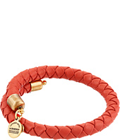 Alex and Ani - Braided Leather Wrap Bracelet