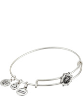 Alex and Ani - Seaside Slider Compass Expandable Wire Bangle