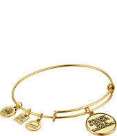 Alex and Ani - Charity by Design It's Not a Sprint Charm Bangle