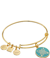 - Charity by Design Arrows of Friendship Charm Bangle  Gold
