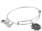 Alex and Ani Charity by Design Take the Wheel Charm Bangle