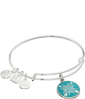 - Charity by Design Arrows of Friendship Charm Bangle  Silver