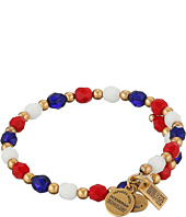 Alex and Ani - Team USA Beaded Wrap Bangle