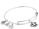 Alex and Ani - Charity by Design Lotus Blossom Charm Bangle