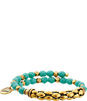 Alex and Ani - Calypso Beaded Wrap Bangle