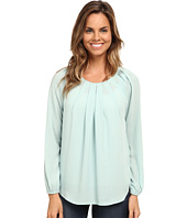 Karen Kane - Pleat Front Blouse