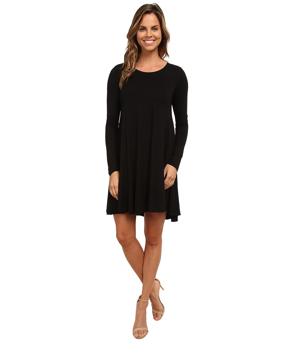 Karen Kane Swing Dress Black Womens Dress