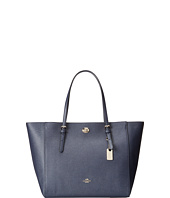 COACH - Crossgrain Updated Turnlock Tote