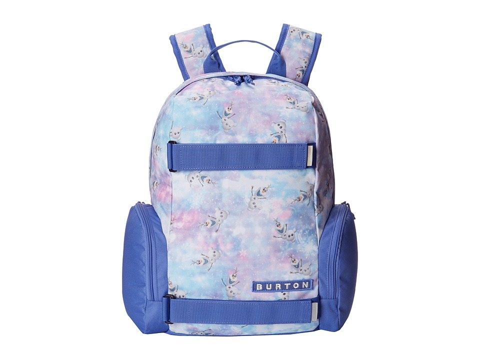 Burton Disney Frozen Youth Emphasis Backpack Little Kid/Big Kid Olaf Frozen Day Pack Bags
