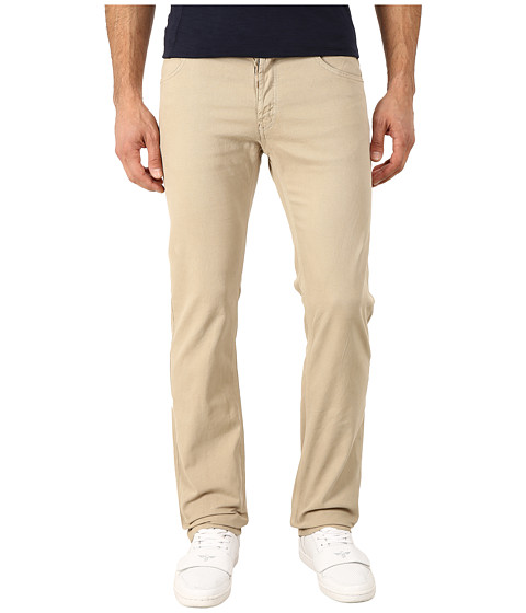 French Connection Rocket Stretch Canvas Jeans in Sand