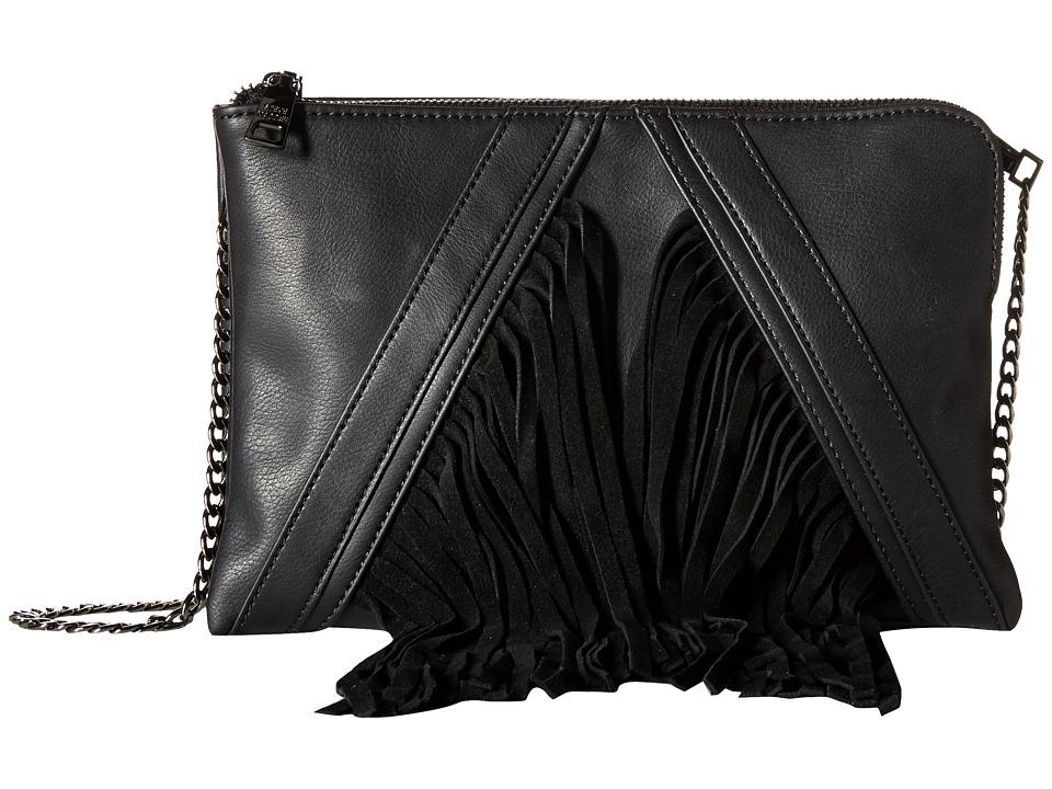 Steve Madden - Blenora Clutch (Black) Clutch Handbags