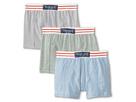 Toobydoo Bronx Gym Club 3-Pack Underwear Set (Infant/Toddler/Little Kids/Big Kids)