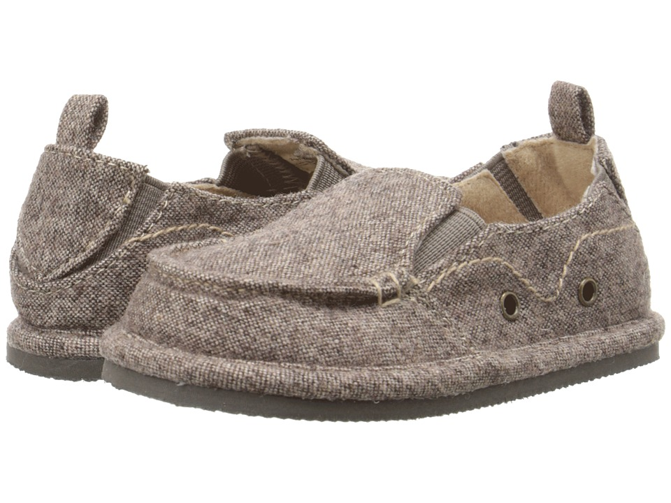 Baby Deer Slip On with Gore Infant/Toddler Brown Boys Shoes