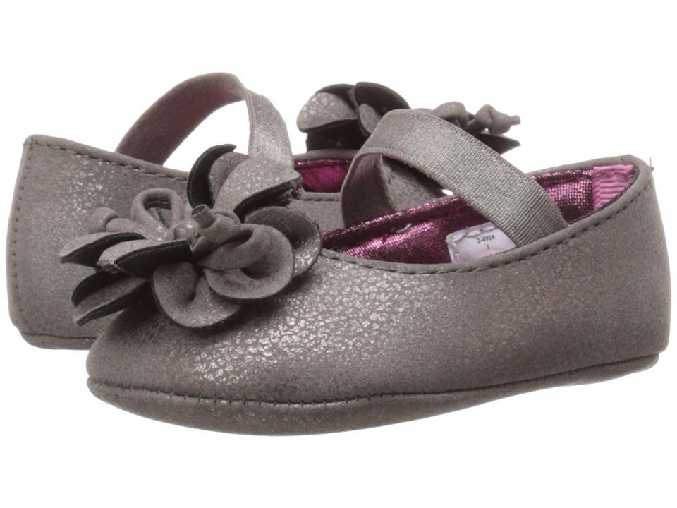 Baby Deer Skimmer Ballet Infant Taupe Girls Shoes