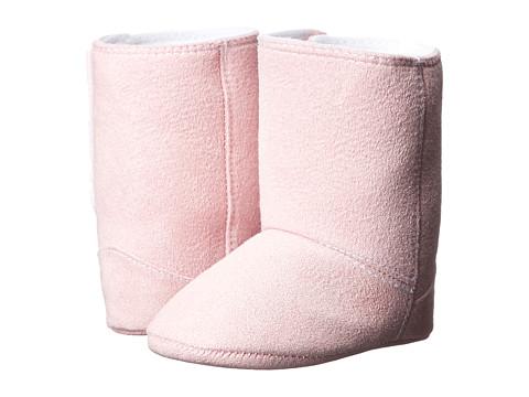 Baby Deer Boot Suede (Infant) - Pink