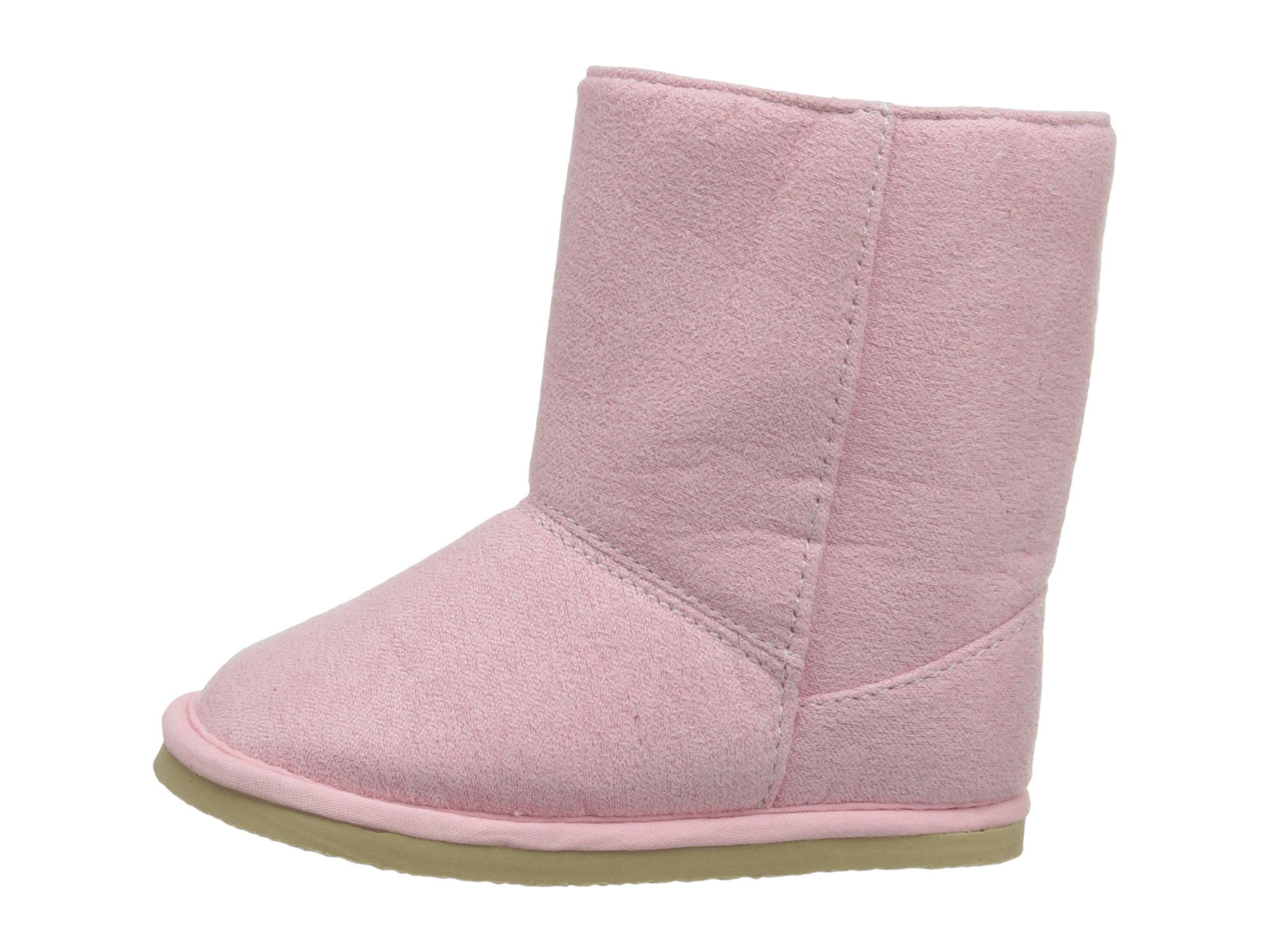 baby deer suede boot infant toddler zappos free