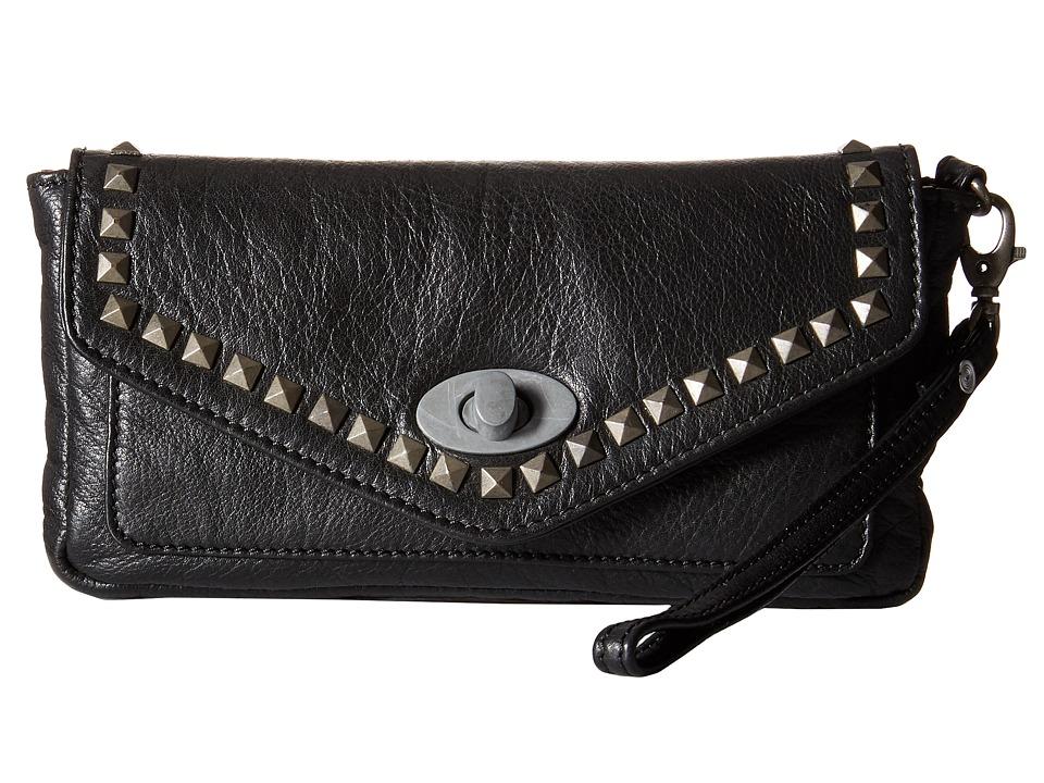Durango Belle Starr Wallet/Clutch Black Wallet Handbags