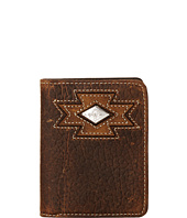 Ariat - Southwest Cutout Bi-Fold Wallet