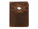Ariat Southwest Cutout Bi-Fold Wallet