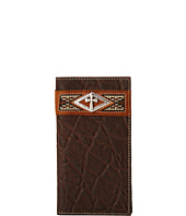 Ariat - Diamond Cross Concho Rodeo Wallet