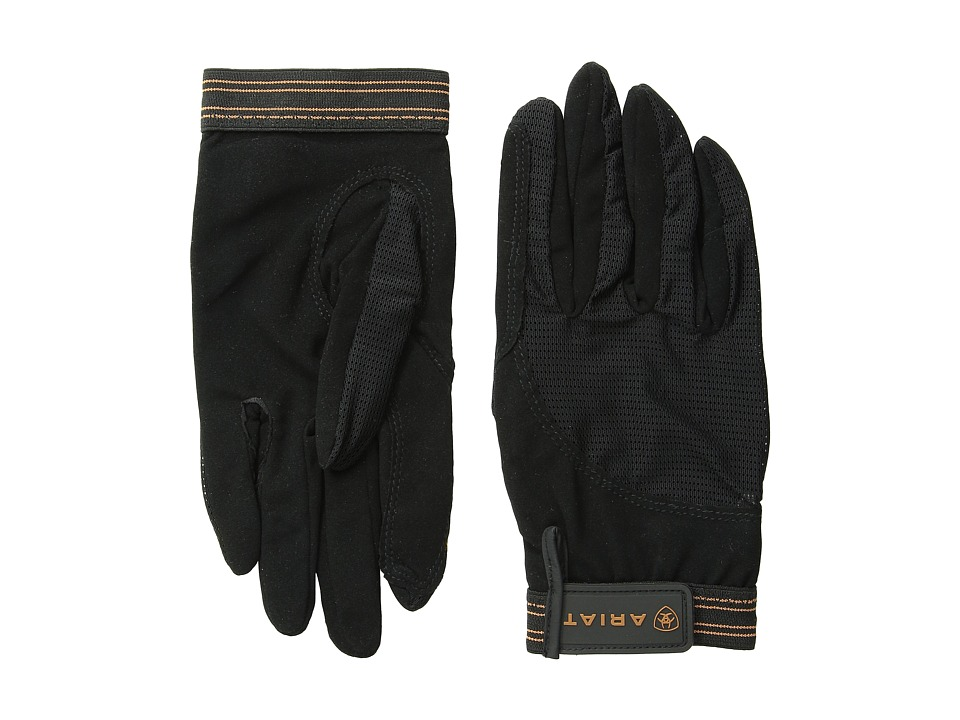 Ariat - Air Grip Glove (Black) Extreme Cold Weather Gloves