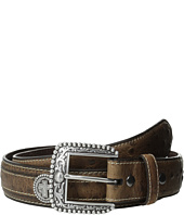 Ariat - Cross Concho Ostrich Belt