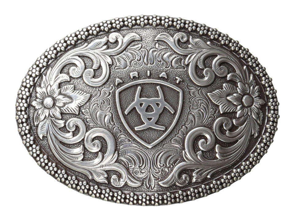 Ariat - Oval Filagree Shield Buckle