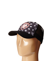 Ariat - Paisley Bandana Shield Cap