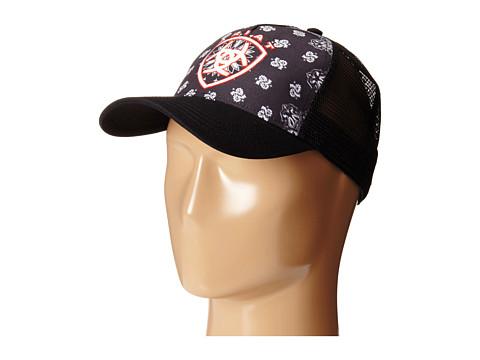 Ariat Paisley Bandana Shield Cap