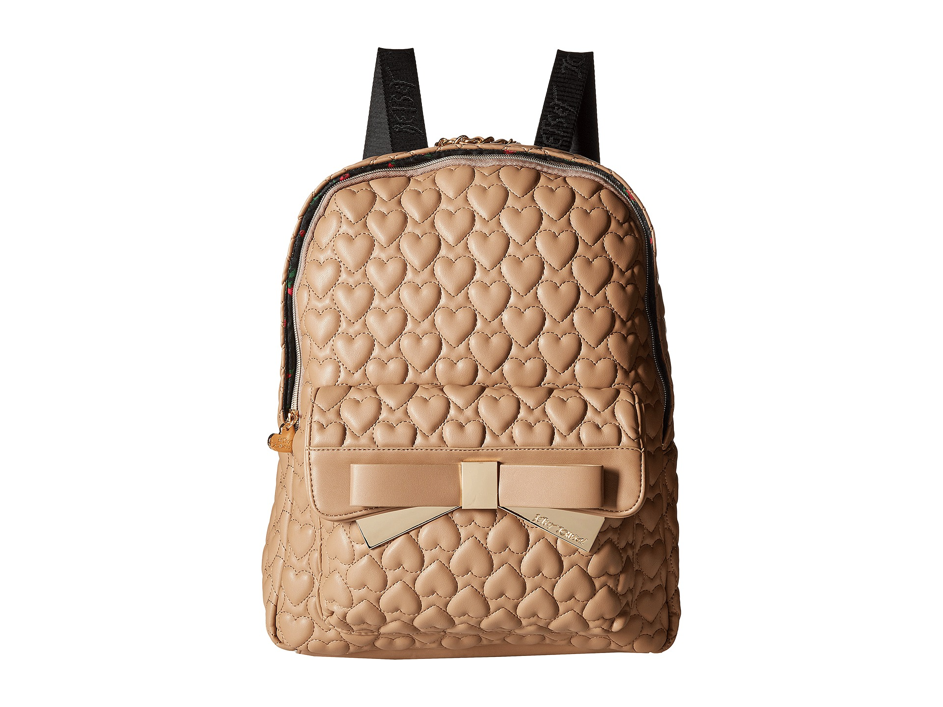Betsey Johnson Be Mine Forever Backpack Spice - Zappos.com ...