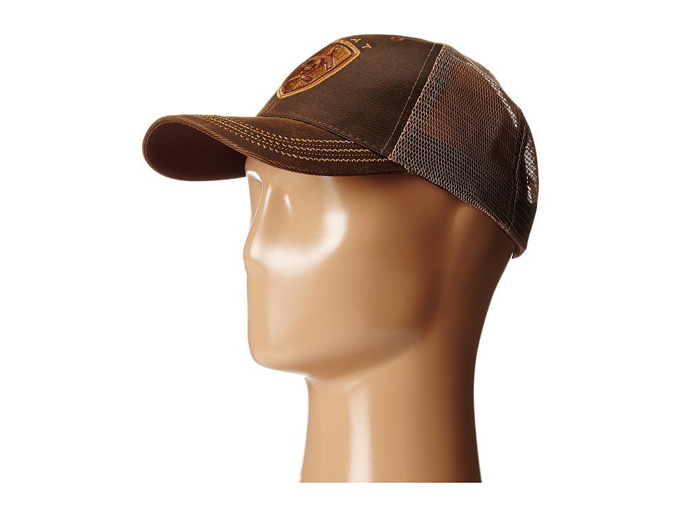 Ariat - Oilskin Logo Cap