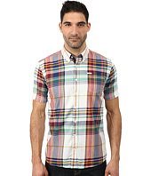 Lindbergh - Mega Check Short Sleeve Shirt