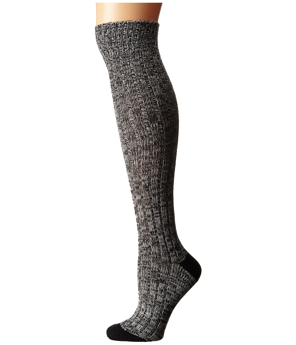 Ariat - Above Knee Comfy Socks (Black) Women