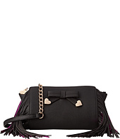 Betsey Johnson - Fringe Party Crossbody