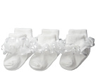 Jefferies Socks Jefferies Socks Frilly Lace (Infant/Toddler/Little Kid/Big Kid)