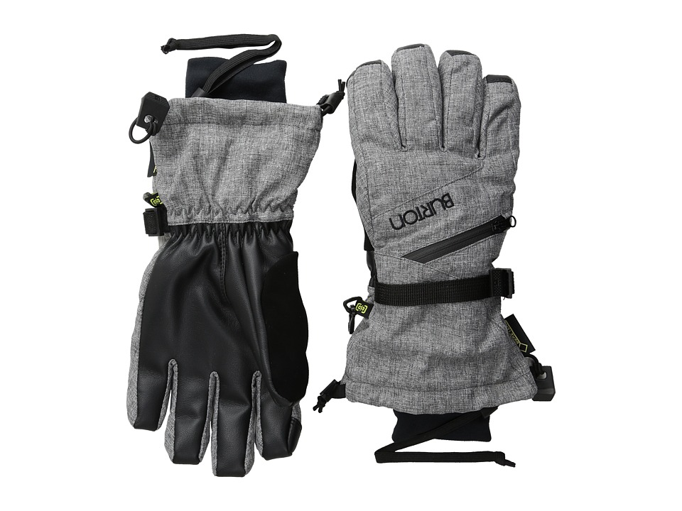 Burton WMS GORE-TEX(r) Glove (Bog Heather) Snowboard Gloves