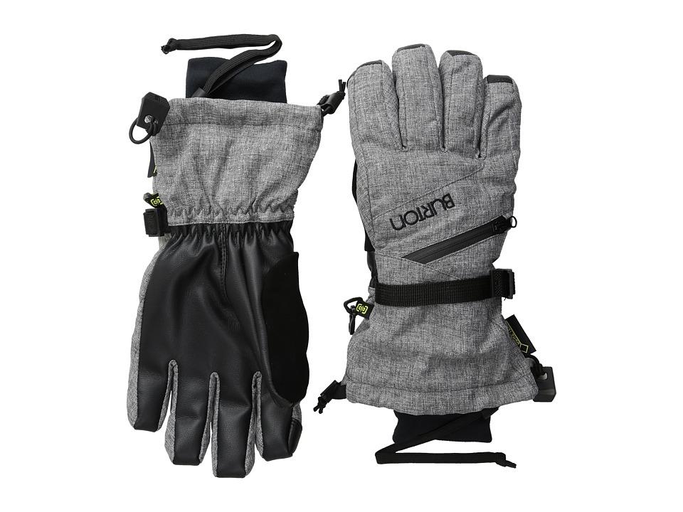 Burton WMS GORE-TEX Glove (Bog Heather) Snowboard Gloves