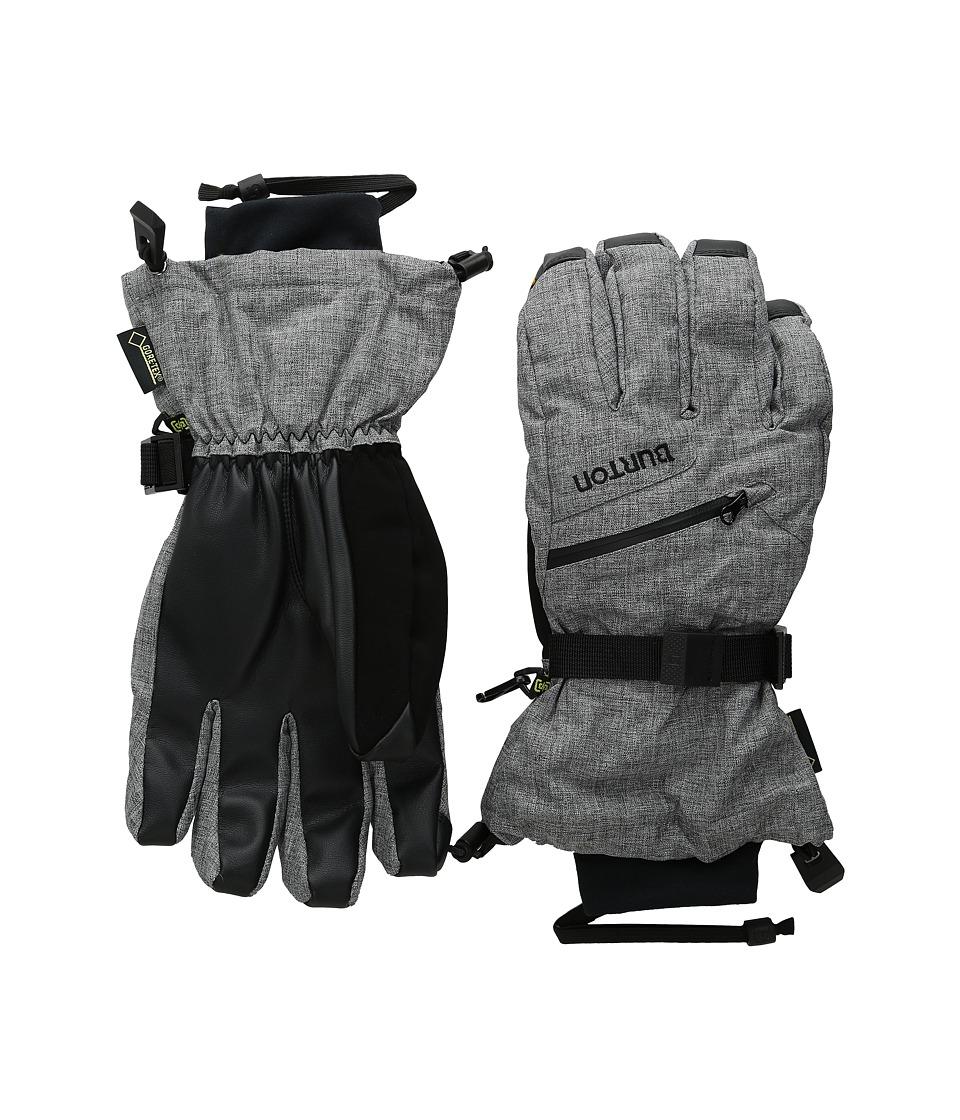 Burton GORE-TEX(r) Glove (Bog Heather) Snowboard Gloves