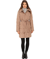 Ellen Tracy - Belted Hooded Walker