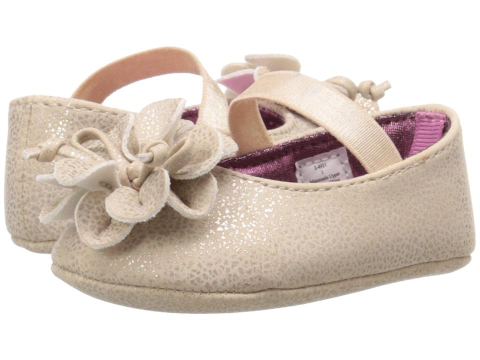 Baby Deer Skimmer Ballet Infant Champagne Girls Shoes