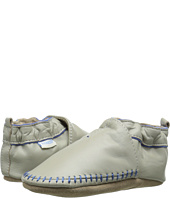 Robeez - Premuim Leather Classic Moccasin Soft Sole (Infant/Toddler)