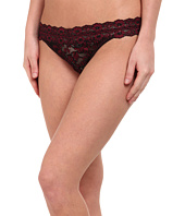 Hanky Panky - Cross-Dyed Signature Lace Original Rise Thong