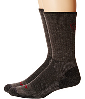 Ariat - Merino Hiker 2-Pack Socks