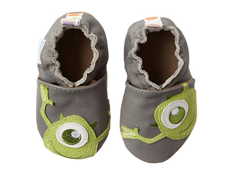 Robeez Disney® Baby By Robeez Monsters, Inc. Soft Sole (Infant/Toddler) - Grey